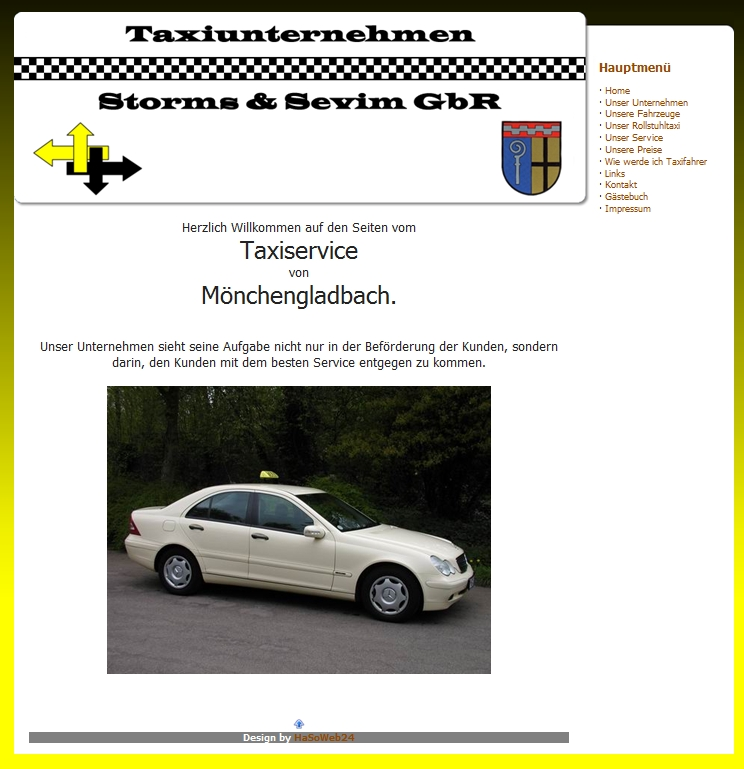 Taxiservice-MG